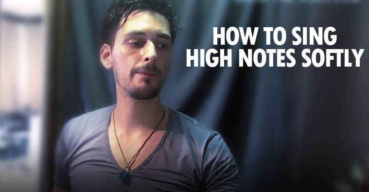 how to sing high notes softly1 - Online Coupon Sing Like Chester Bennington
