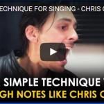 Belting Technique For Singing