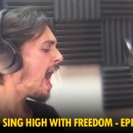 how to sing high notes without shouting